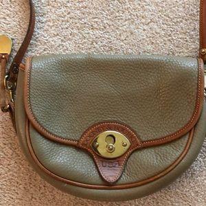 Vintage Dooney & Bourke Calvary Bag